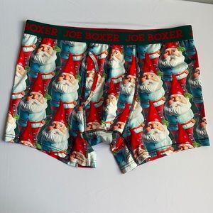 Santa Boxers Joe Boxer XL